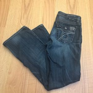 Big Star Boot Cut Jeans Size 28S